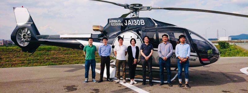 慶應義塾大学 SFC 武田圭史研究室×国際災害対策支援機構 共同研究